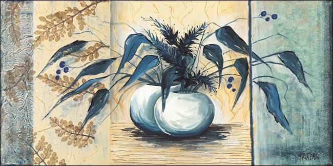 Blue sheets Festmény reprodukció