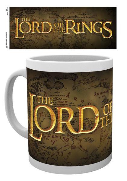 A Gyűrűk Ura - Logo bögre