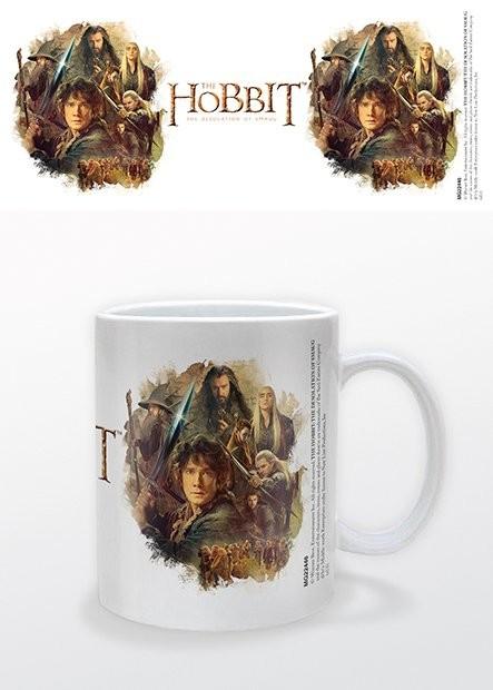 A Hobbit – Montage bögre