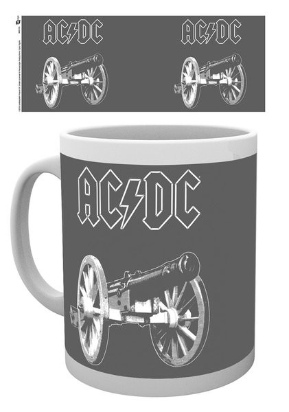 AC/DC - Canon bögre
