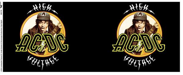 AC/DC - High Voltage bögre