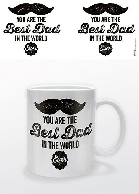 Apák napja - Best Dad bögre