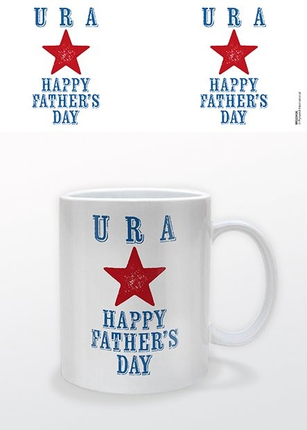 Apák napja - U R A Star bögre