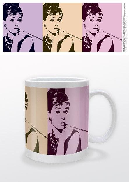 Audrey Hepburn - Cigarello bögre