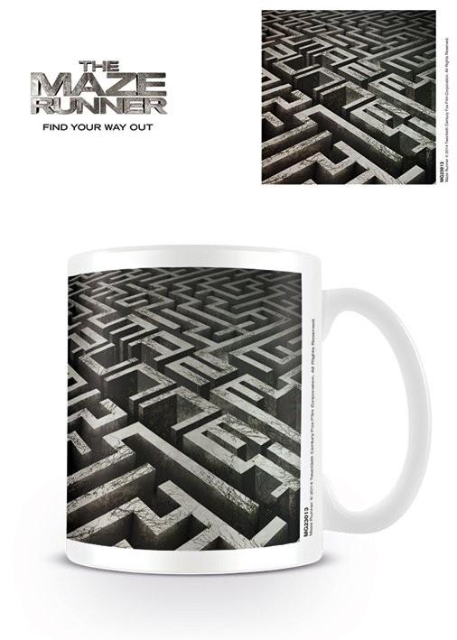 Az útvesztő (Maze Runner) - Maze bögre