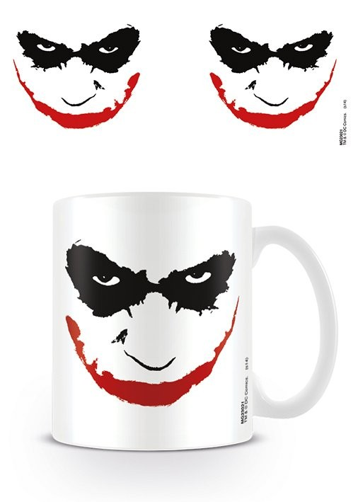 Batman: A sötét lovag - Joker Face bögre