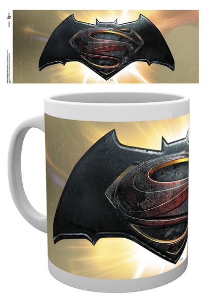 Batman Superman ellen: Az igazság hajnala - Logo Alt bögre