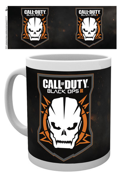 Call of Duty: Black Ops 3 - Insignia bögre