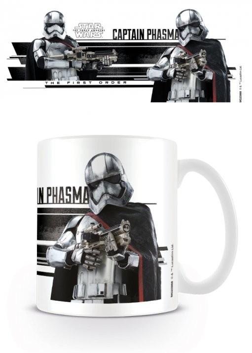 Csillagok háborúja VII (Star Wars: Az ébredő Erő) - Captain Phasma Character bögre