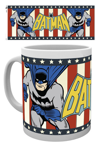 DC Comics - Batman Vintage bögre az Europosters.hu 6728ca811c