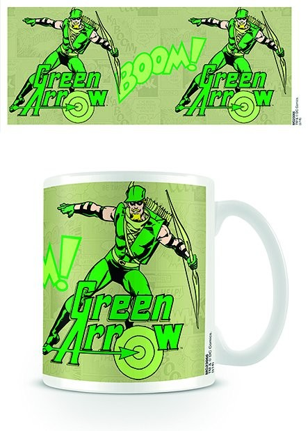 DC Originals - Green Arrow bögre