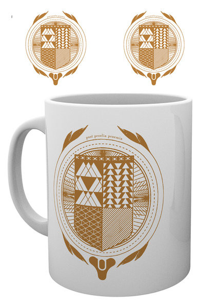 Destiny - Guardian Crest bögre