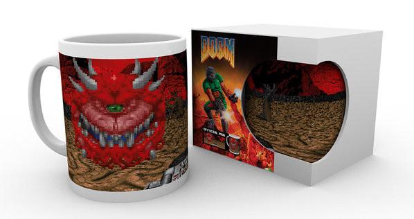 Doom - Classic FPS bögre