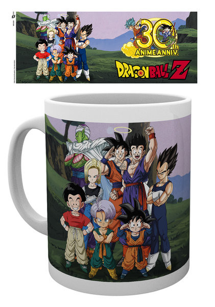Dragonball z - 30th Aniversary bögre