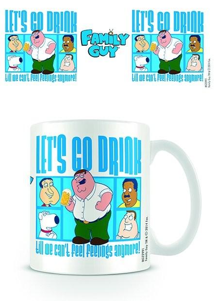 Family Guy - Drink bögre