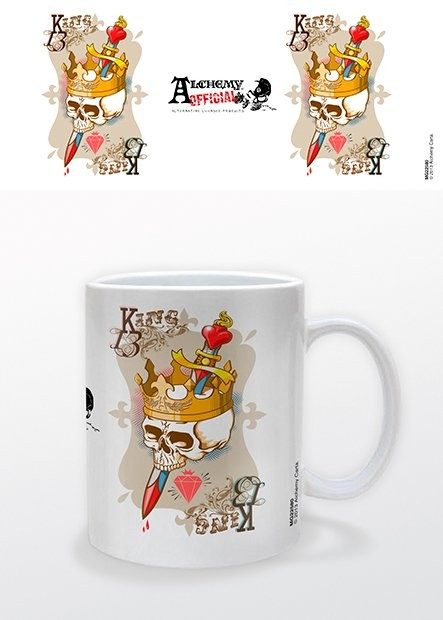 Fantasy - King 13, Alchemy bögre