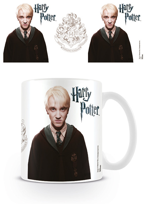 Harry Potter - Draco Malfoy bögre