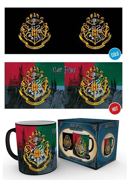 Harry Potter - Hogwarts Crest bögre