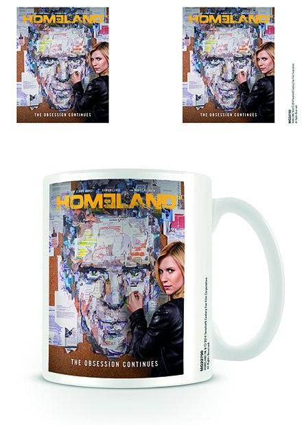 Homeland: A belső ellenség - Obsession bögre