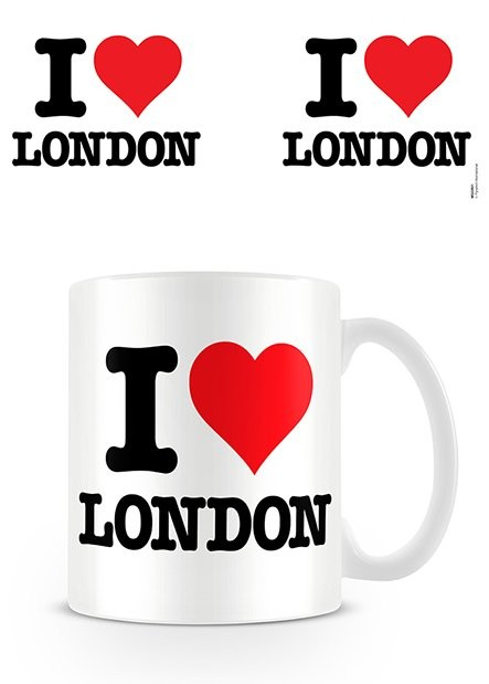 I Love London bögre