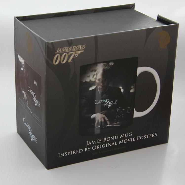 James Bond - casino royale bögre