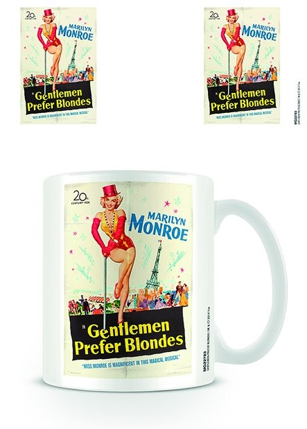 Marilyn Monroe - Blondes bögre