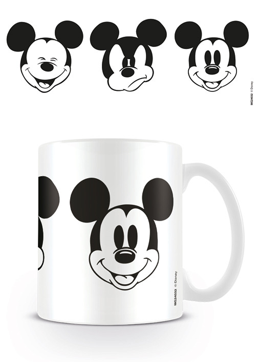 Miki Egér (Mickey Mouse) - Faces bögre