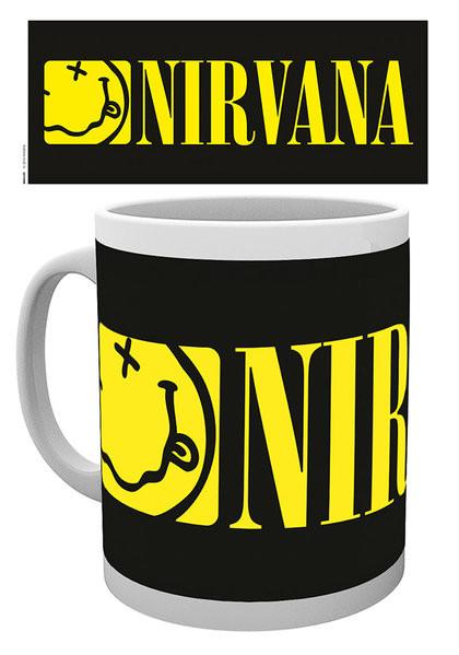 Nirvana - Tongue bögre