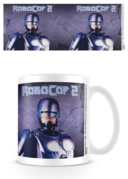 Robocop 2 - Metal bögre