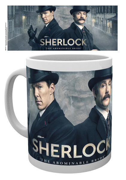 Sherlock - Bride bögre
