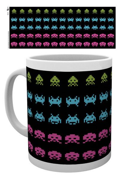 Space Invaders - Invader Wrap bögre