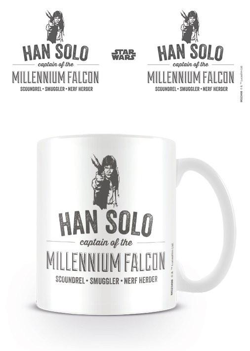 Star Wars - Han Solo bögre