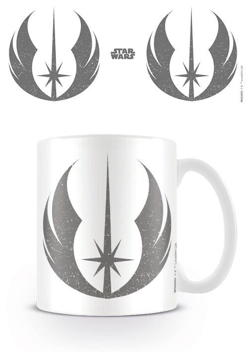 Star Wars - Jedi Symbol bögre