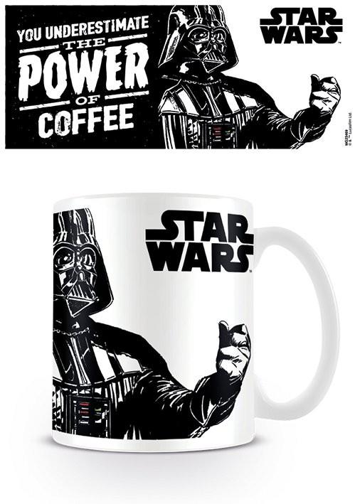 Star Wars - The Power of Coffee bögre