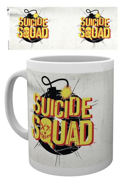 Suicide Squad – Öngyilkos osztag  - Bomb bögre