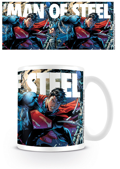 Superman - The Man Of Steel bögre