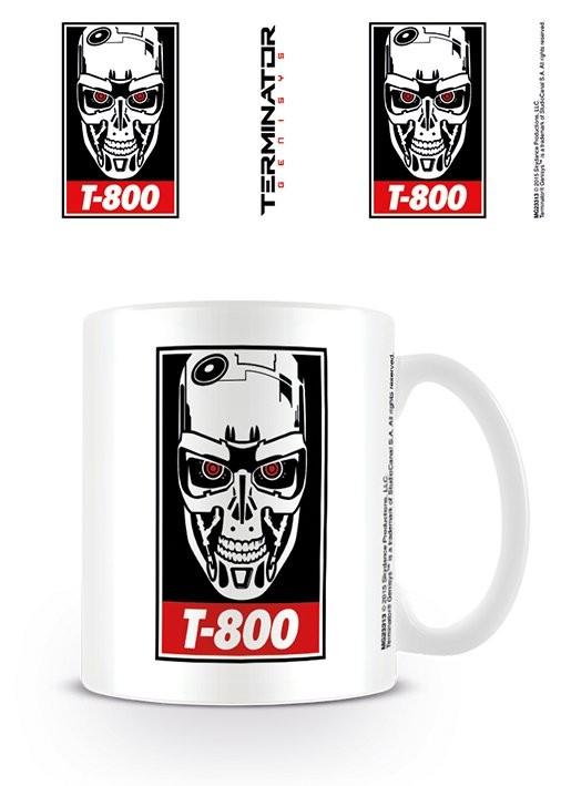 Terminator Genisys - Obey T-800 bögre