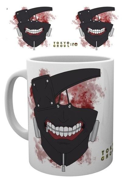 Tokyo Ghoul: RE - Mask bögre