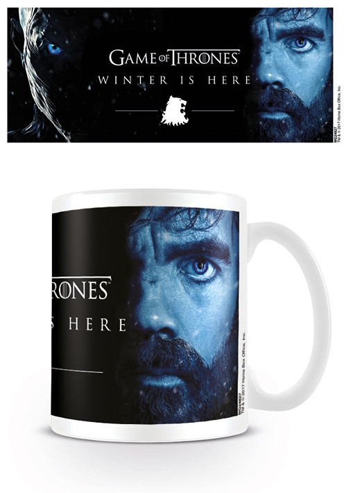 Trónok Harca: Winter Is Here - Tyrion bögre