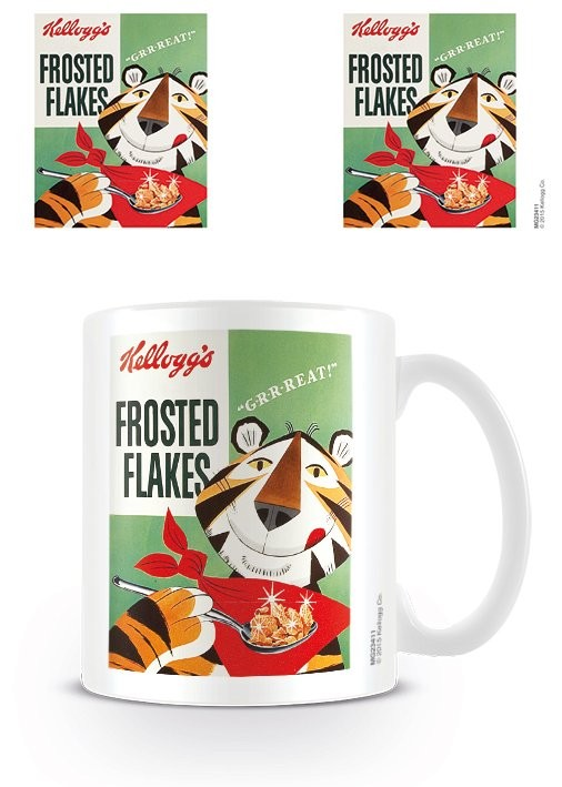Vintage Kelloggs - Frostied Flakes bögre
