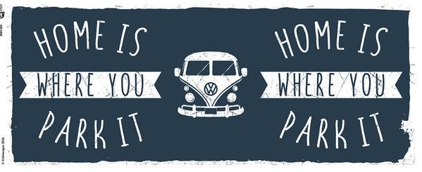 VW Camper - Home bögre