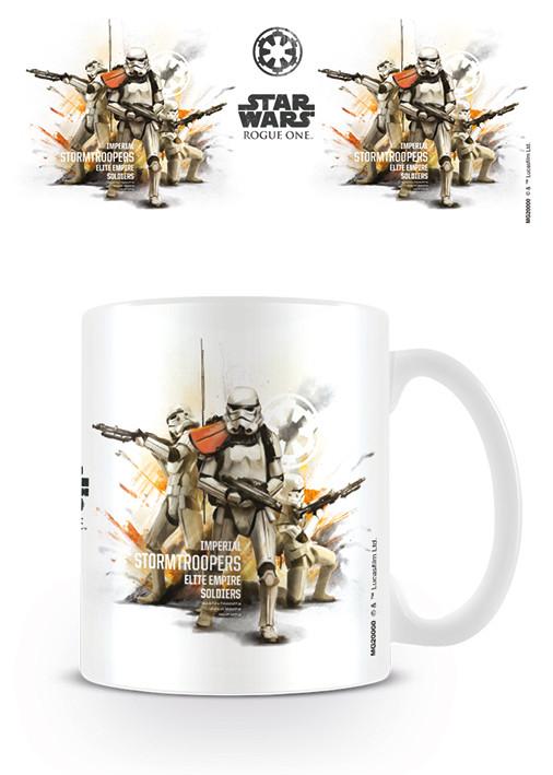 Zsivány Egyes: Egy Star Wars történet - Stormtrooper Profile bögre