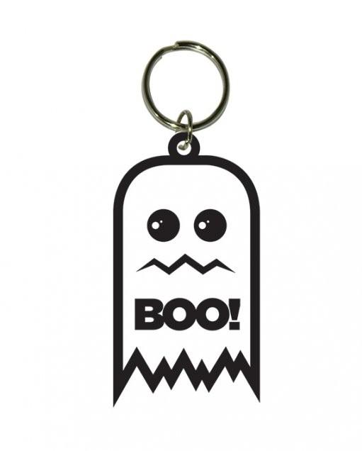 Boo! kulcsatartó
