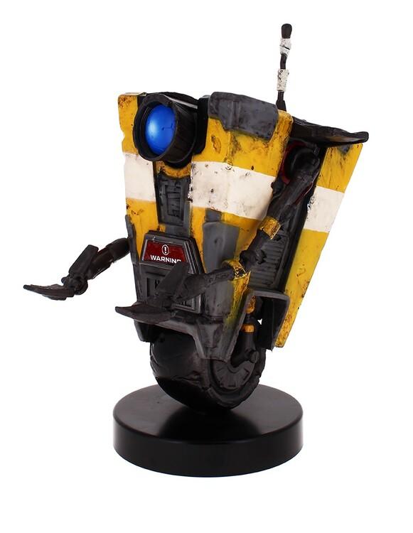 Statuetta Borderlands - Clap Trap (Cable Guy)