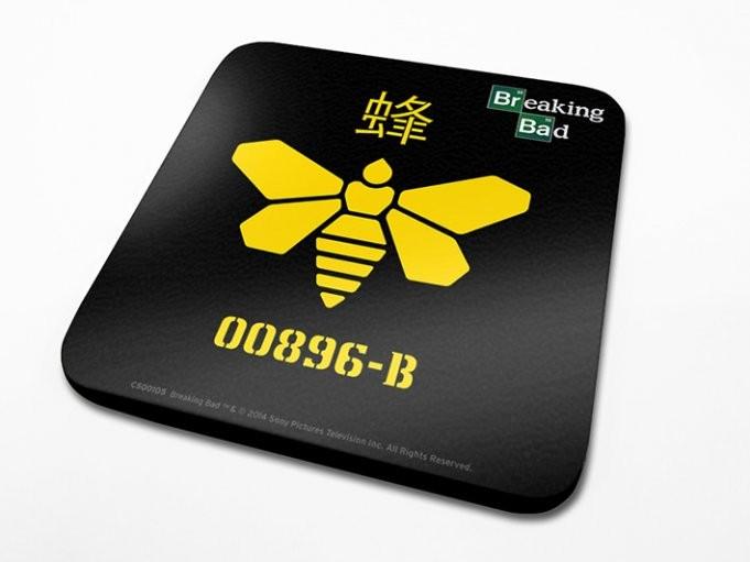 Breaking Bad (Totál Szívás) - Golden Moth alátét