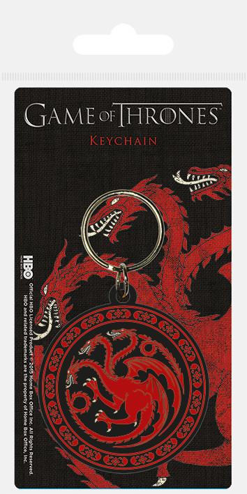 Game Of Thrones - Targaryen Breloc