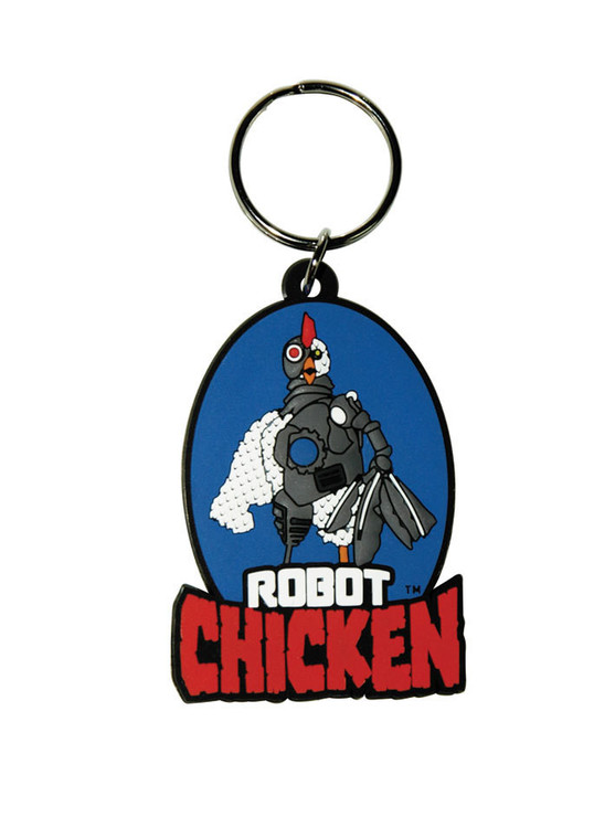ROBOT CHICKEN Breloc