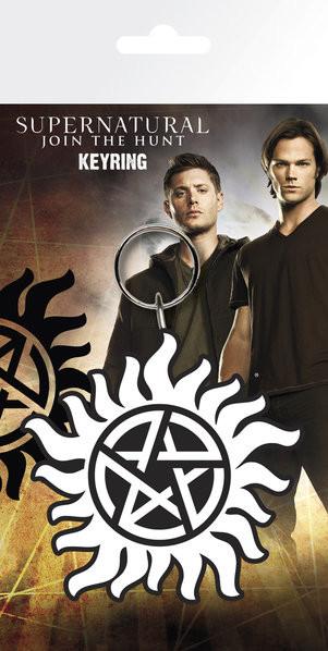 Supernatural - Anti Possession Symbol Breloc