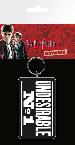 Breloc Harry Potter - Undesirable No.1