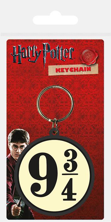 Harry Potter - 9 3/4 Breloczek